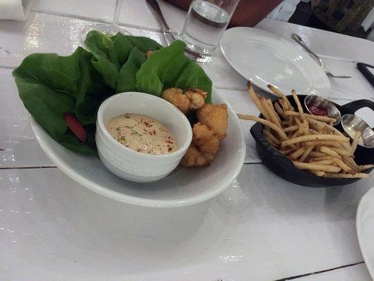 Lobster Tempura HANNAH SELINGER