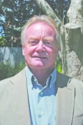 Southampton Village Mayor Michael Irving is seeking a second two-year term as mayor. COURTESY MICHAEL IRVING