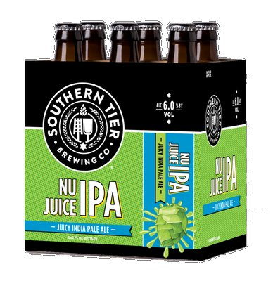 Southern Tier's Nu Juice IPA COURTESY SOUTHERN TIER