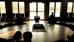 Zen Buddhism Meditation and Study