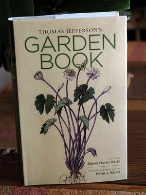 Thomas Jefferson's Garden Book