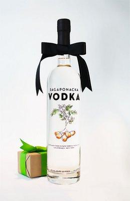 Sagaponacka Vodka COURTESY SAGAPONACKA DISTILLERY