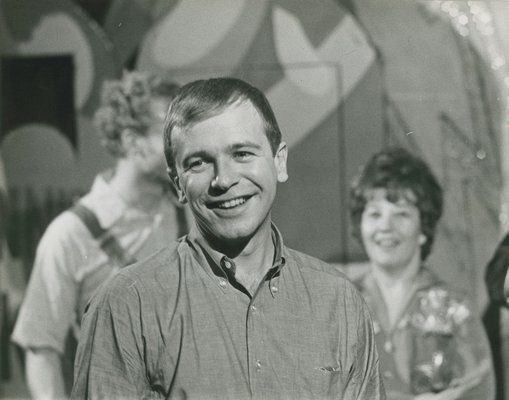 Terrence McNally in the 1970s.  COURTESY HAMPTONS DOC FEST