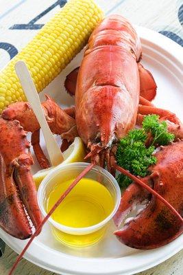 Bostwick's Lobster. COURTESY OF ERIC STRIFFLER