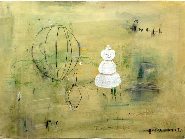 """""""Buena"""" by Stephanie Brody-Lederman."""