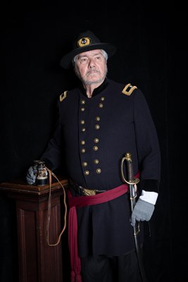 Robert Nelson as General MARY GODFREY