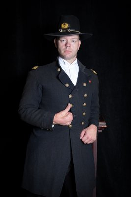 Christopher Levi as Colonel. MARY GODFREY