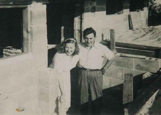 Mabel and Victor D'Amico