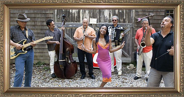 The HooDoo Loungers will kick off The Sag Harbor Whaling Museum's free summer concert series. The HooDoo Loungers