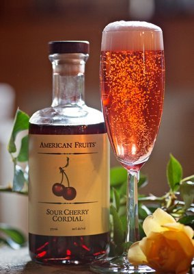 Sour Cherry Cordial by American Fruits. KRISTIINA WILSON