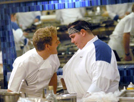 Chef Robert Hesse Leaves Fox S Hell S Kitchen 27 East