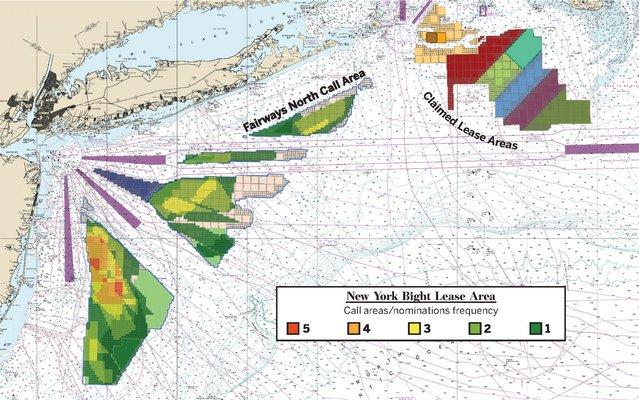 New York Bight Lease Areas