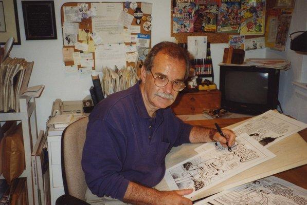 Stan Goldberg COURTESY STEPHEN GOLDBERG