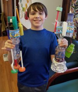 Homeschool Art Fall 2019, ages 6-9 with Deirdre H.