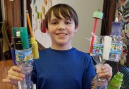 Homeschool Art Fall 2019, ages 10-13 with Deirdre