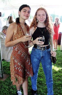Stella Tannen and Sophie Nelson