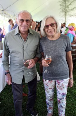 Richard and Florence Fabricant