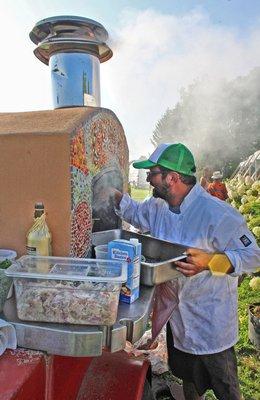 Chef Jason Weiner
