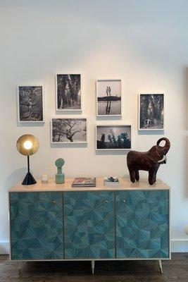 Chaos Theory Gallery in Sag Harbor ALEXANDRA HAYDEN