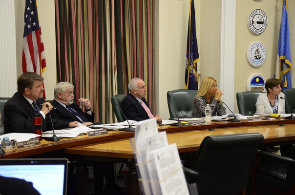 Southampton Town Board members voted on Tuesday to allow Zagster to provide a bike share program in Hampton Bays. GREG WEHNER