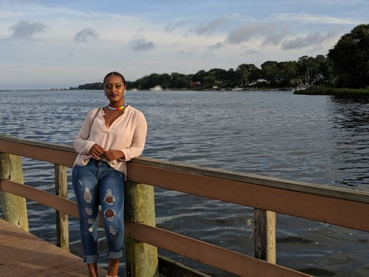 Gianni Willis will be competing in the 2020 Miss New York USA Pageant.