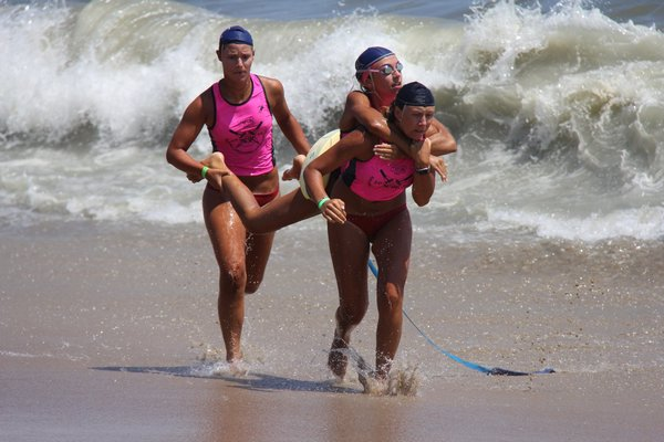 The HLA sent both adult and junior lifeguard teams to the USLA National Championships in Virginia Beach.