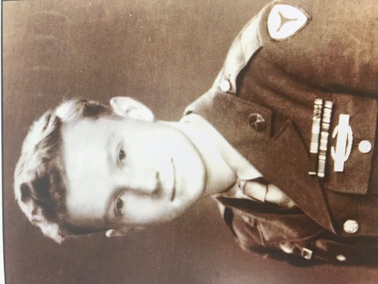 Martin Sylvester, 18 years-old, Company G, 12th Regiment, 4th Infantry Division.