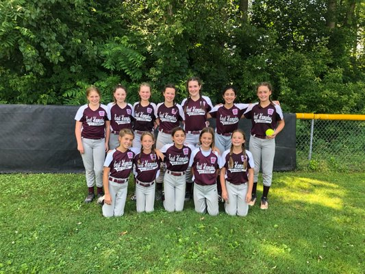 The East Hampton 11U All-Stars placed third at the New York State Championships.
