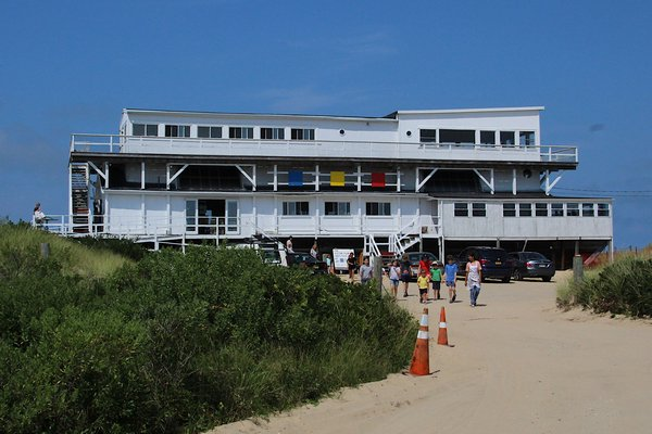 The Victor D'Amico Institute of Art has received historic designation from the Town of East Hampton. KYRIL BROMLEY