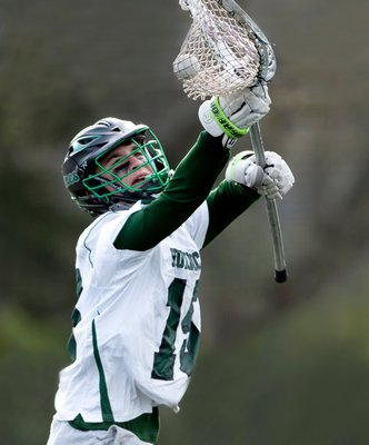 Andrew Arcuri was an All-County goalie for Westhampton Beach.