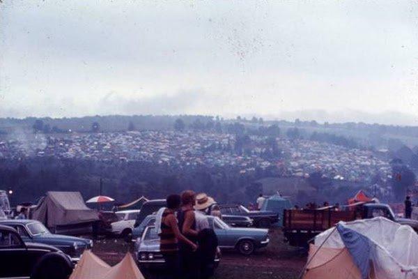 Woodstock took place 50 years ago this week.