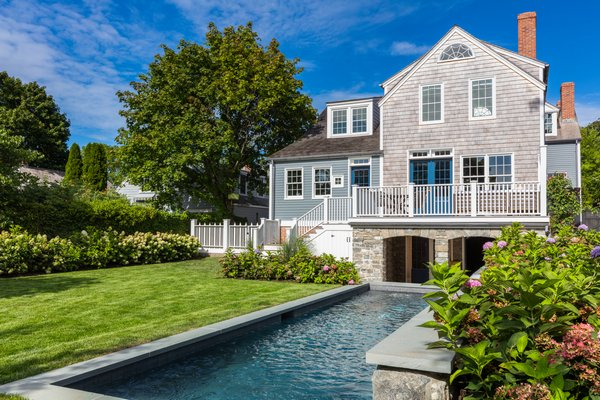 43 Howard Street, Sag Harbor. LENA YAREMENKO/COMPASS