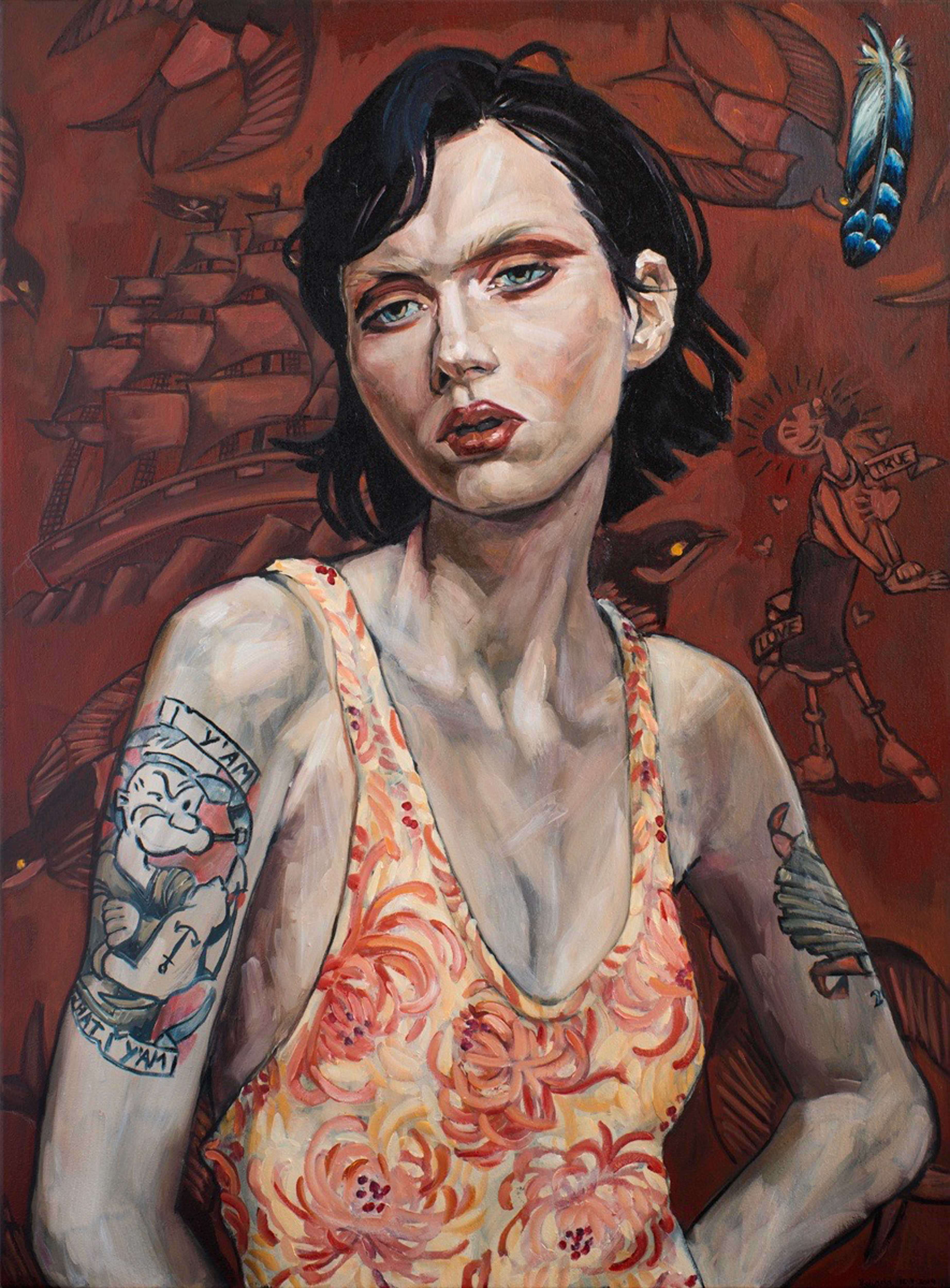 Belinda Eaton,