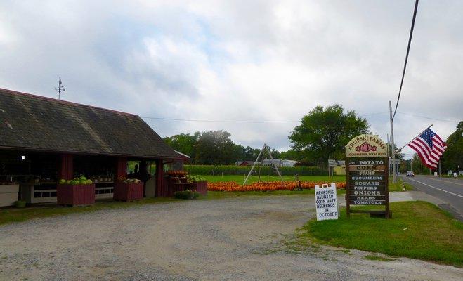 Krupski Farm in Peconic.