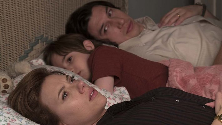 """""""Marriage Story"""" by Academy Award-nominated filmmaker Noah Baumbach will screen in HIFF's Spotlight selection."""