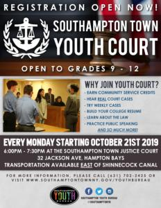 Southampton Town Youth Court