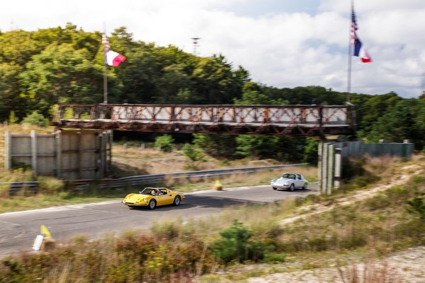 The Bridge, held in 2018, features vintage and luxury cars, boats and planes.