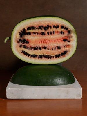 Arikara watermelon. VICTOR SCHRAGER