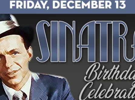 Sinatra Birthday Bash , with The 19-piece New Millennium Big Band
