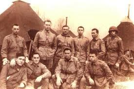 The 505th Regimental Combat Team of the 82nd Airborne Division.