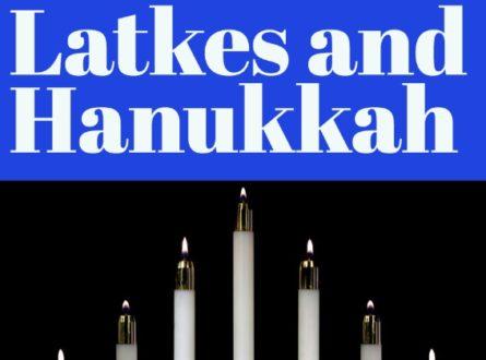 Latkes and Hanukkah