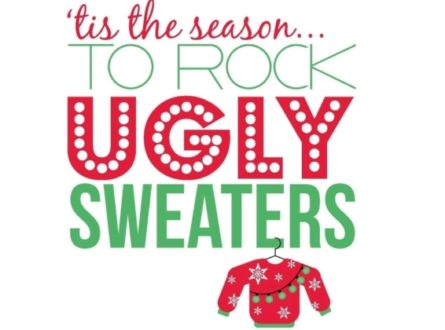 Ugly Sweater Fun Friday
