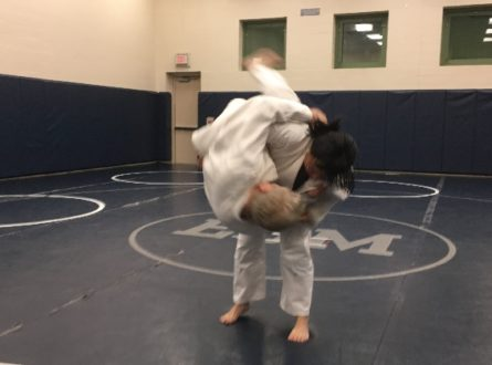 Free Judo Classes With Arigatai Dojo