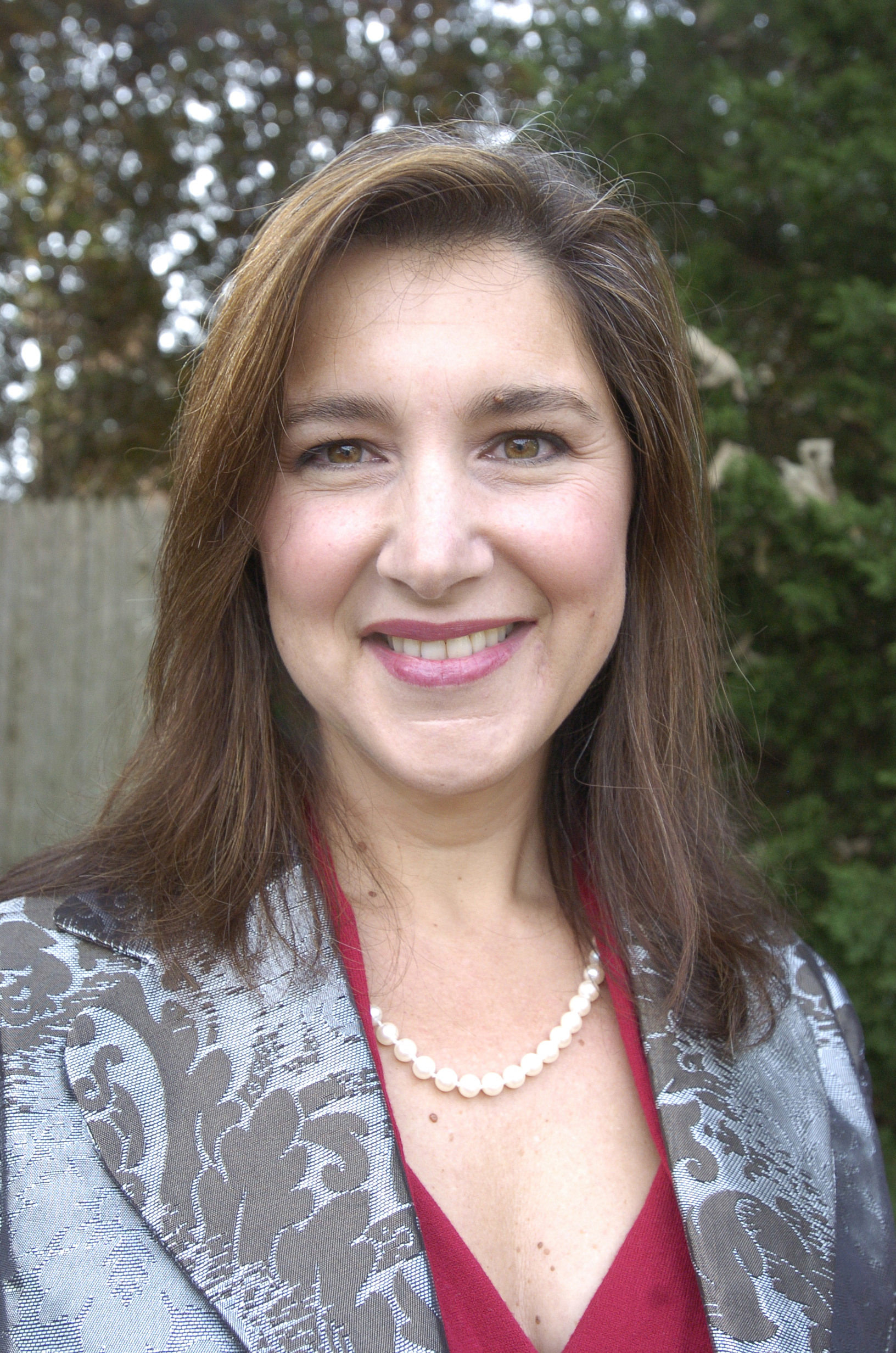 Southampton Town Justice Andrea Schiavoni was recently elected to serve as a Suffolk County Family Court judge. GREG WEHNER
