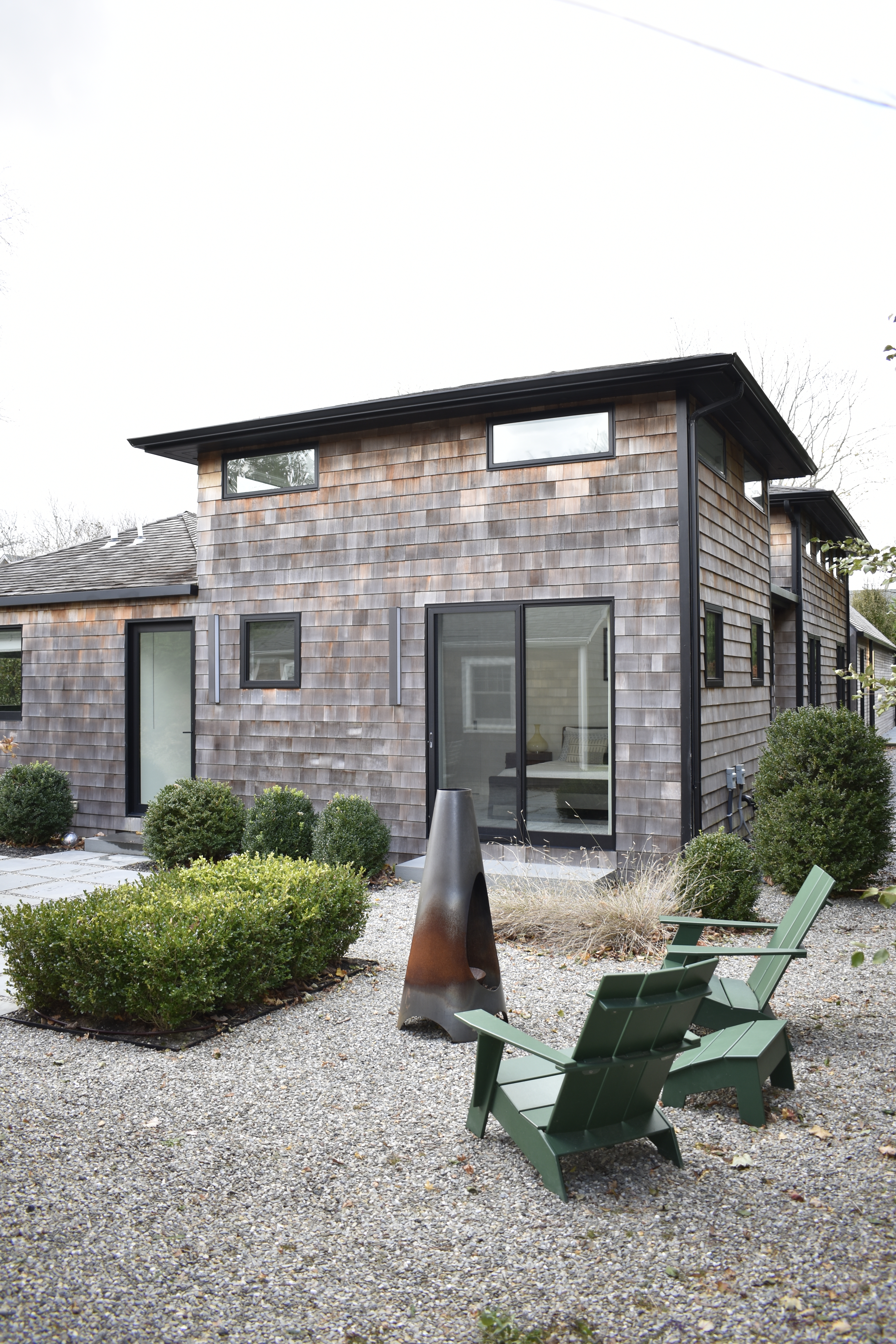 Millhouse on Osborne Lane by Martin Architects is featured on the East Hampton Historical Society House Tour. BRENDAN J. O'REILLY