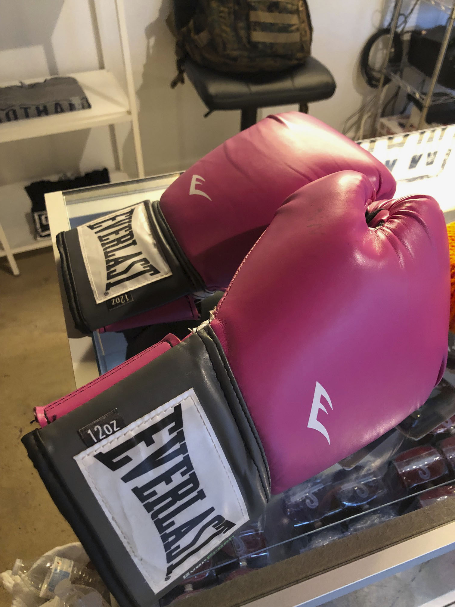 The Fight Mode was founded by Sag Harbor resident Susie Roden.   CALIN RILEY