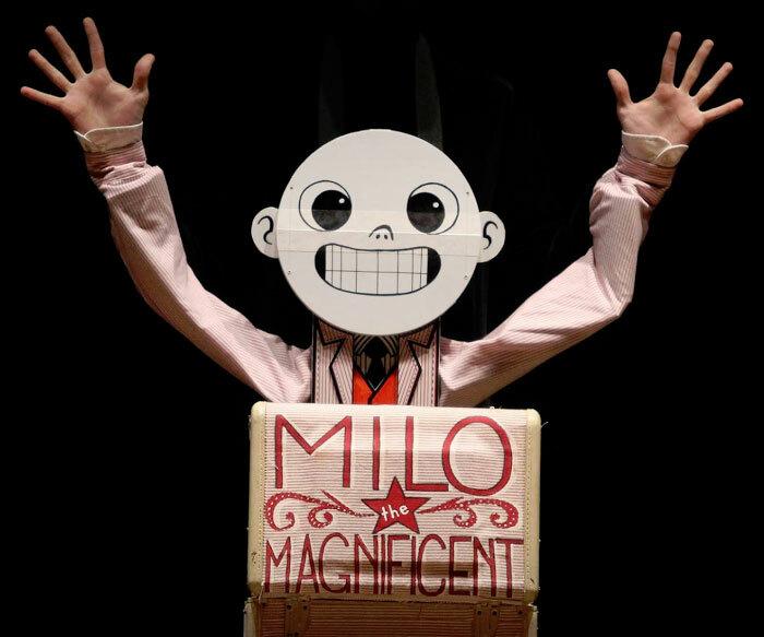 Milo the Magnificent.
