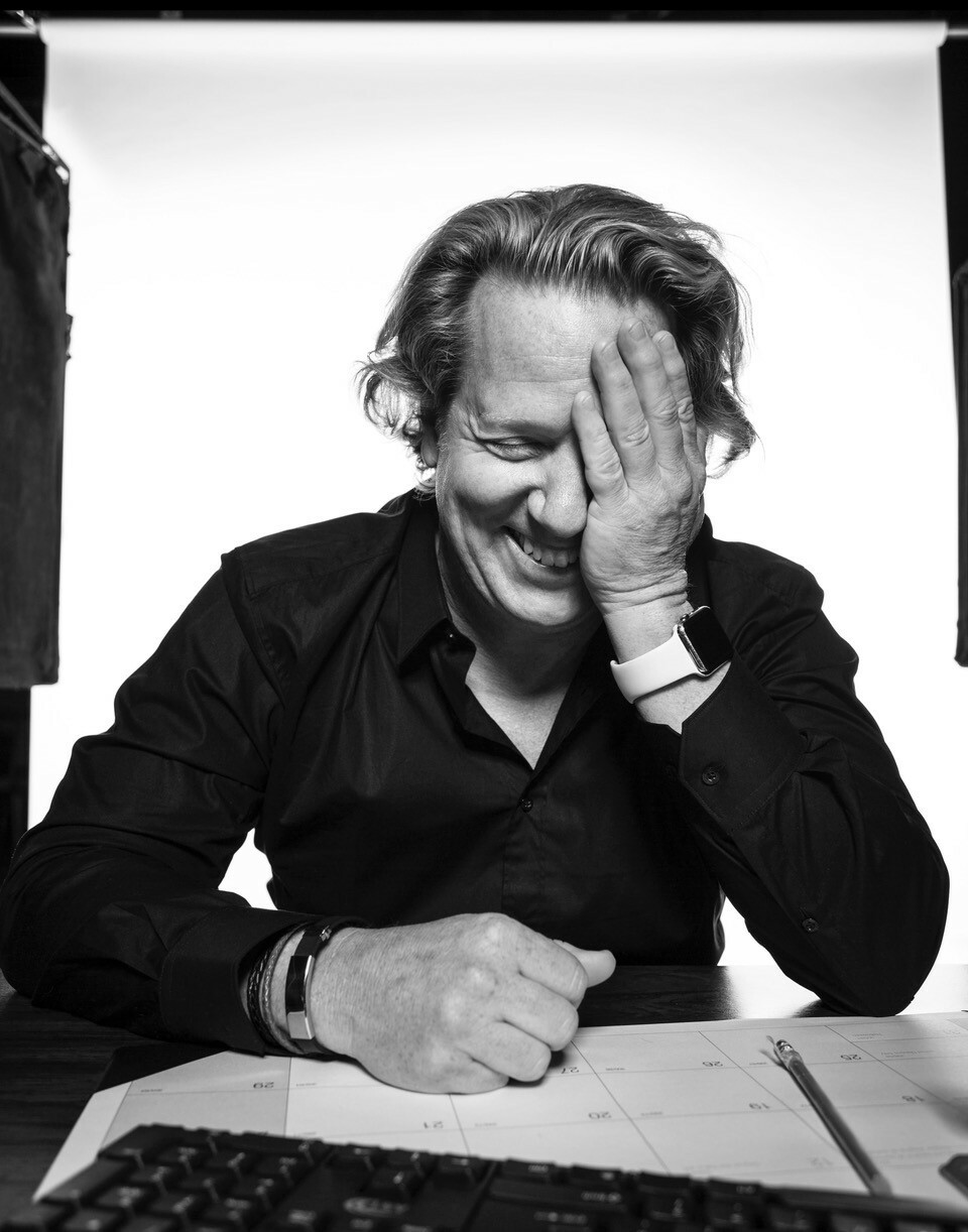Playwright Scooter Pietsch.
