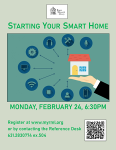 Starting Your Smart Home