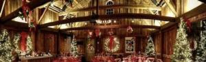 5th Annual Topping Rose House Holiday Dinner